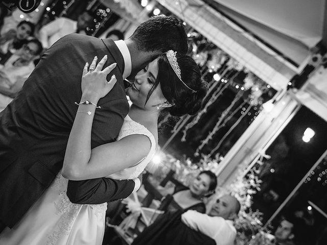 La boda de Jame y Karolina en Ojen, Málaga 54