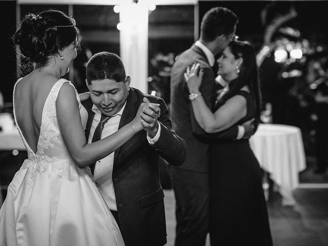 La boda de Jame y Karolina en Ojen, Málaga 55