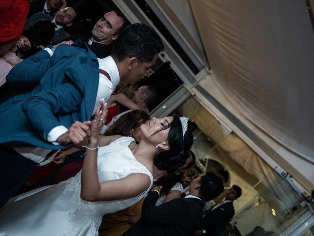La boda de Jame y Karolina en Ojen, Málaga 56