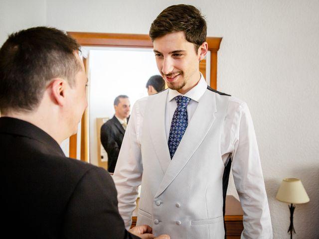 La boda de David y Elena en Almerimar, Almería 6