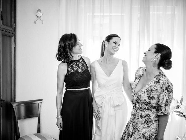 La boda de David y Elena en Almerimar, Almería 24