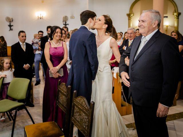 La boda de David y Elena en Almerimar, Almería 28