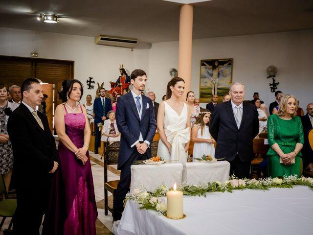 La boda de David y Elena en Almerimar, Almería 29