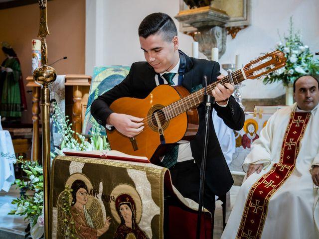 La boda de David y Elena en Almerimar, Almería 30