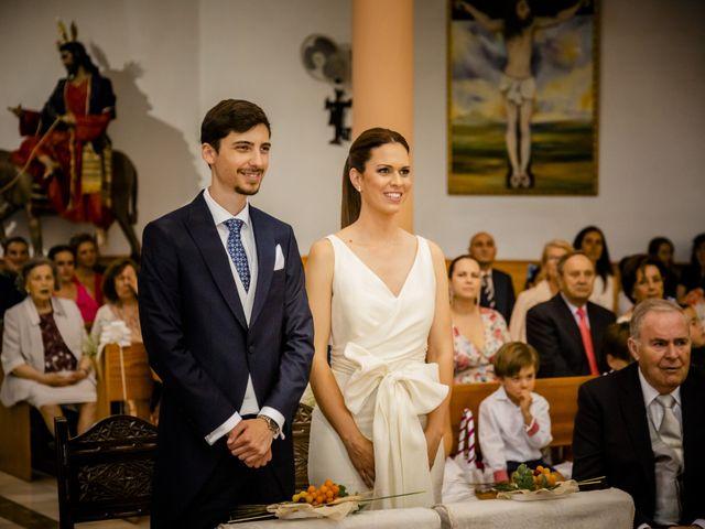 La boda de David y Elena en Almerimar, Almería 31
