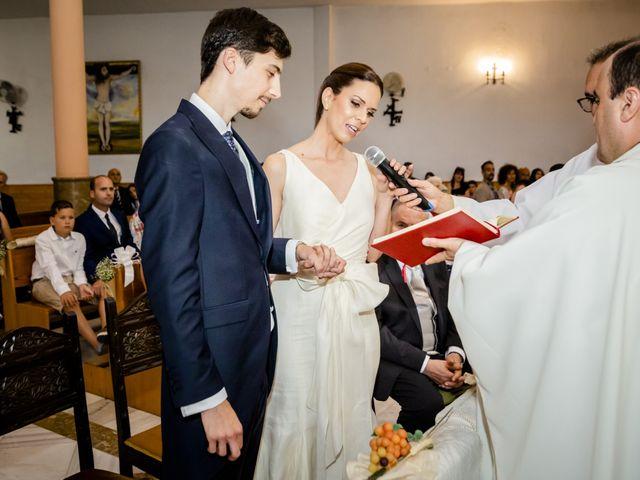 La boda de David y Elena en Almerimar, Almería 32