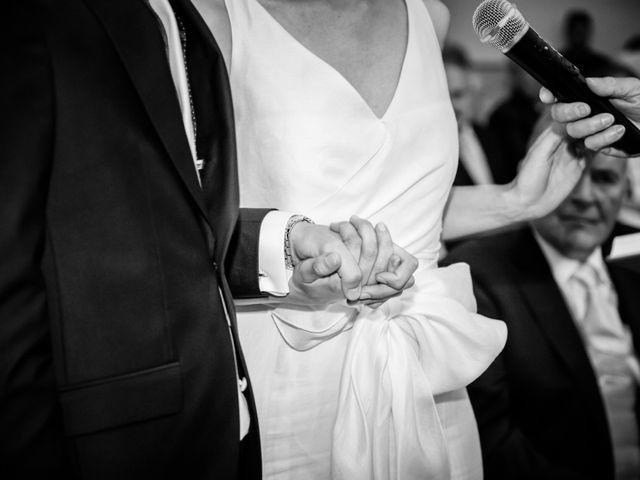 La boda de David y Elena en Almerimar, Almería 33