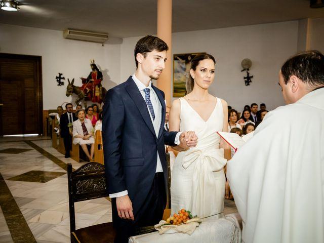 La boda de David y Elena en Almerimar, Almería 34