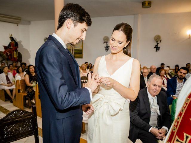 La boda de David y Elena en Almerimar, Almería 36