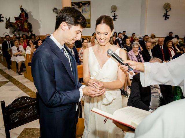 La boda de David y Elena en Almerimar, Almería 38