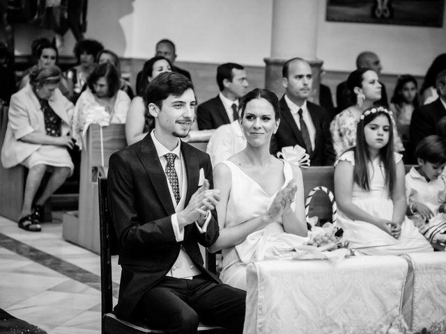 La boda de David y Elena en Almerimar, Almería 40