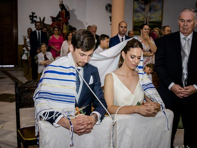 La boda de David y Elena en Almerimar, Almería 41
