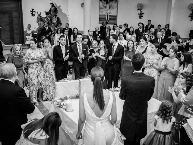 La boda de David y Elena en Almerimar, Almería 42
