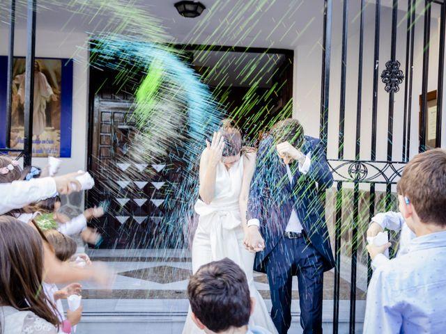 La boda de David y Elena en Almerimar, Almería 43