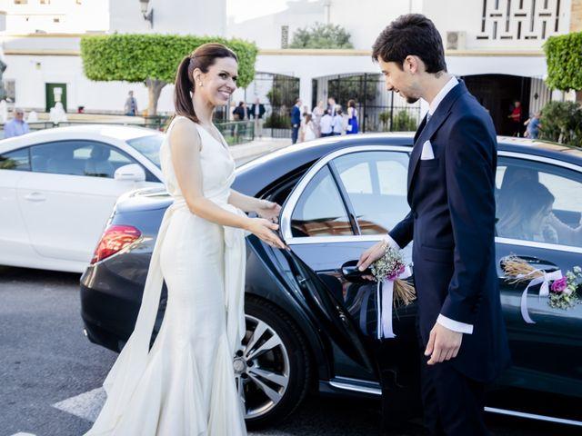 La boda de David y Elena en Almerimar, Almería 45