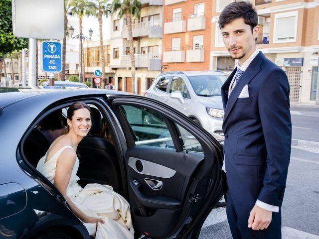 La boda de David y Elena en Almerimar, Almería 46