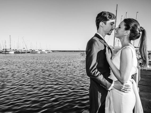 La boda de David y Elena en Almerimar, Almería 47