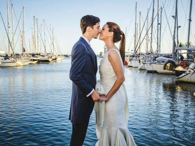 La boda de David y Elena en Almerimar, Almería 48
