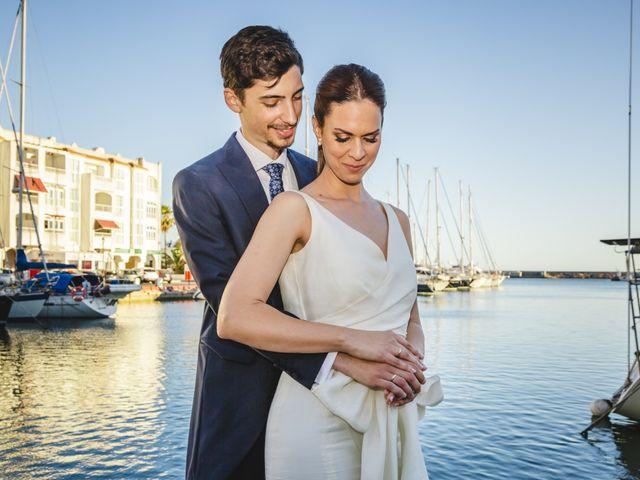 La boda de David y Elena en Almerimar, Almería 49
