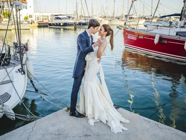 La boda de David y Elena en Almerimar, Almería 51