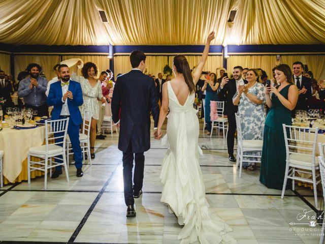 La boda de David y Elena en Almerimar, Almería 1