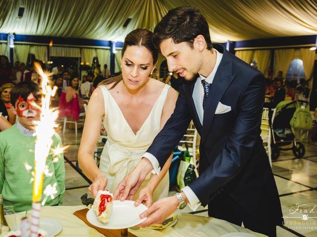 La boda de David y Elena en Almerimar, Almería 53