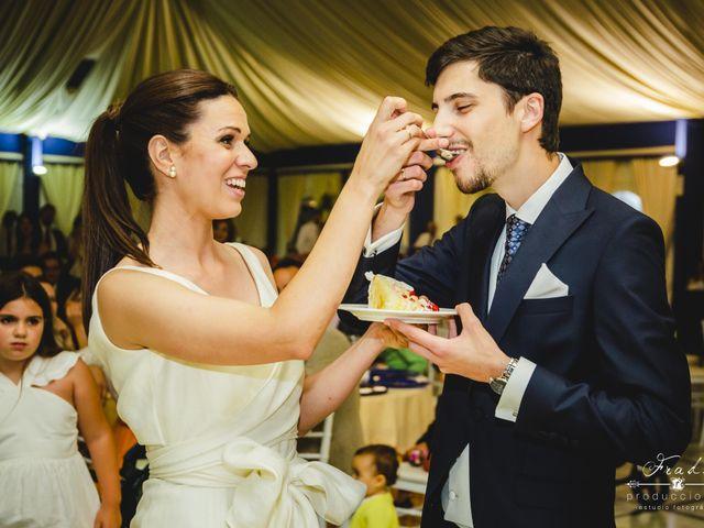 La boda de David y Elena en Almerimar, Almería 54