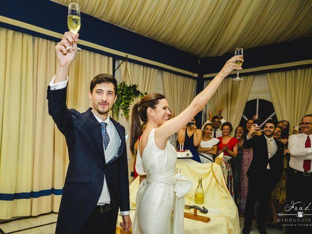 La boda de David y Elena en Almerimar, Almería 55
