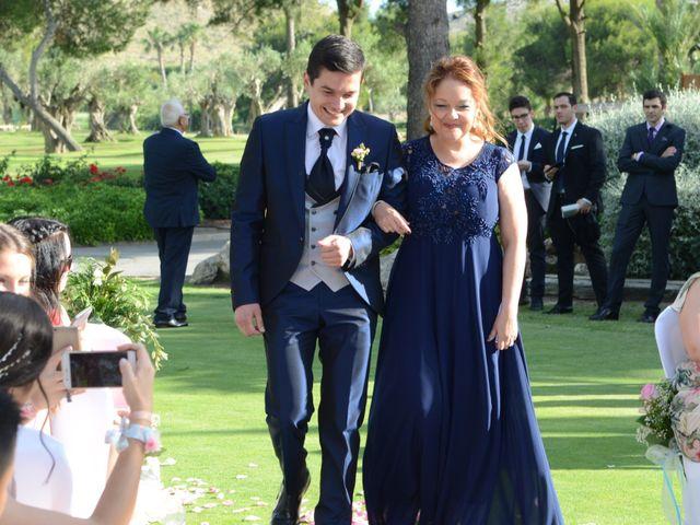 La boda de Leo y Tere en Alacant/alicante, Alicante 2
