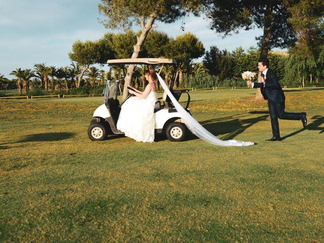 La boda de Leo y Tere en Alacant/alicante, Alicante 5