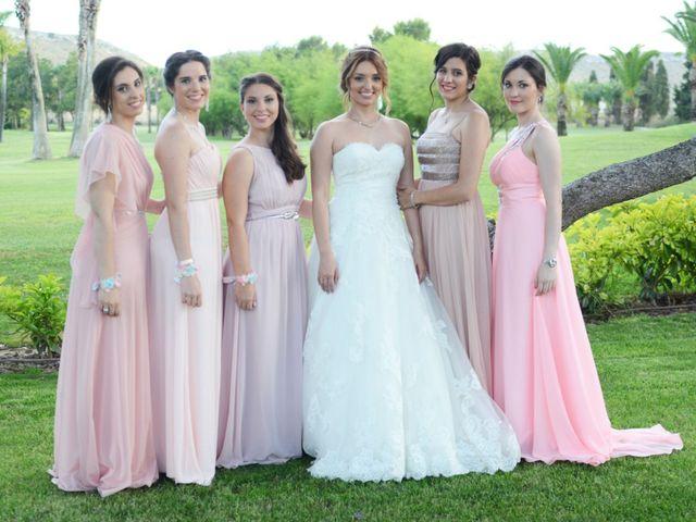 La boda de Leo y Tere en Alacant/alicante, Alicante 10
