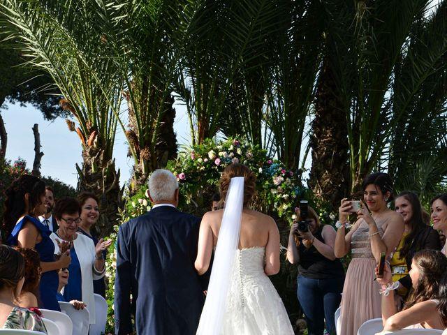 La boda de Leo y Tere en Alacant/alicante, Alicante 16