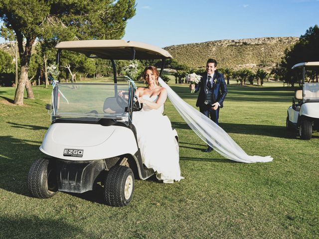 La boda de Leo y Tere en Alacant/alicante, Alicante 18