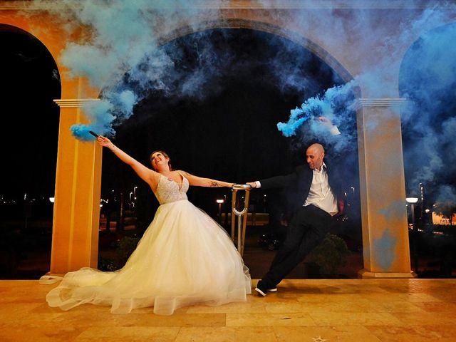 La boda de Vanessa y Dani