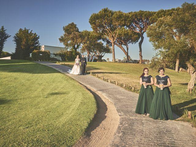 La boda de Gabriel y Victoria en El Rompido, Huelva 18