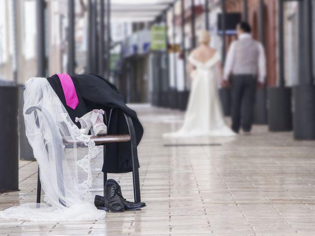 La boda de Gabriel y Victoria en El Rompido, Huelva 34
