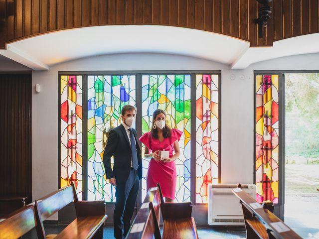La boda de Ernesto y Joana en Hoyo De Manzanares, Madrid 5