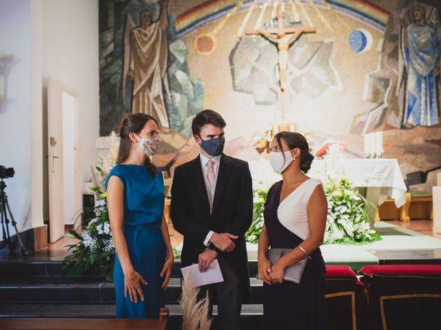 La boda de Ernesto y Joana en Hoyo De Manzanares, Madrid 6