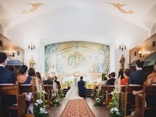 La boda de Ernesto y Joana en Hoyo De Manzanares, Madrid 18