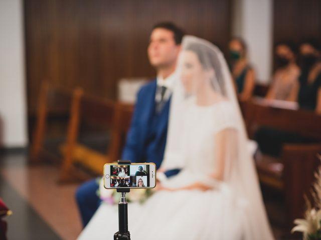 La boda de Ernesto y Joana en Hoyo De Manzanares, Madrid 24