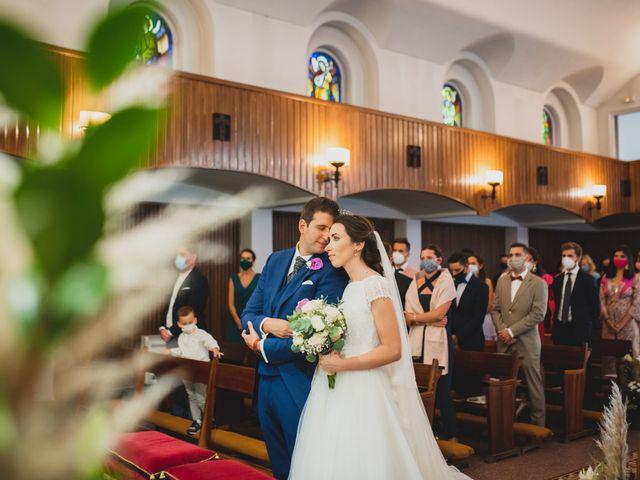 La boda de Ernesto y Joana en Hoyo De Manzanares, Madrid 37