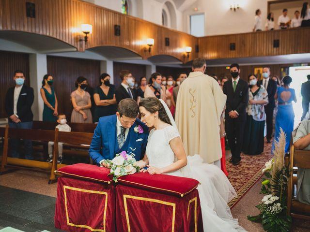 La boda de Ernesto y Joana en Hoyo De Manzanares, Madrid 38
