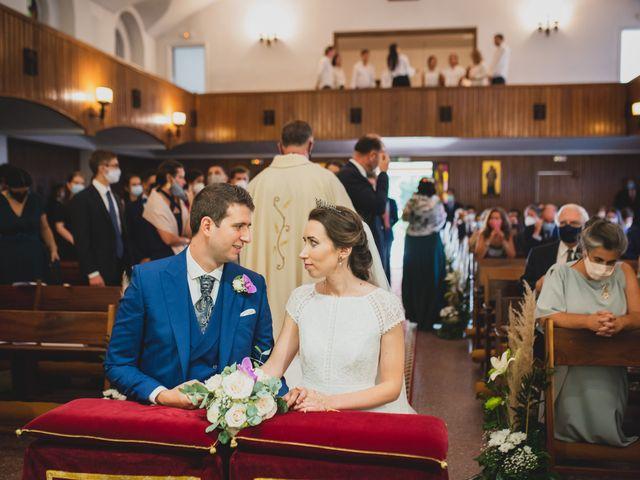 La boda de Ernesto y Joana en Hoyo De Manzanares, Madrid 39