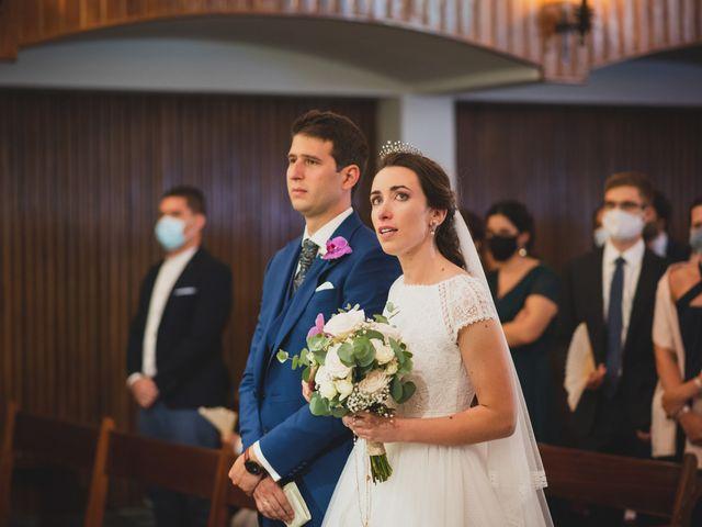La boda de Ernesto y Joana en Hoyo De Manzanares, Madrid 43
