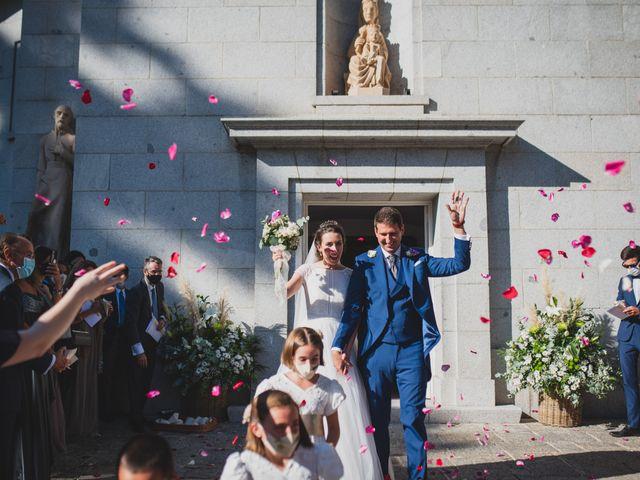 La boda de Ernesto y Joana en Hoyo De Manzanares, Madrid 44