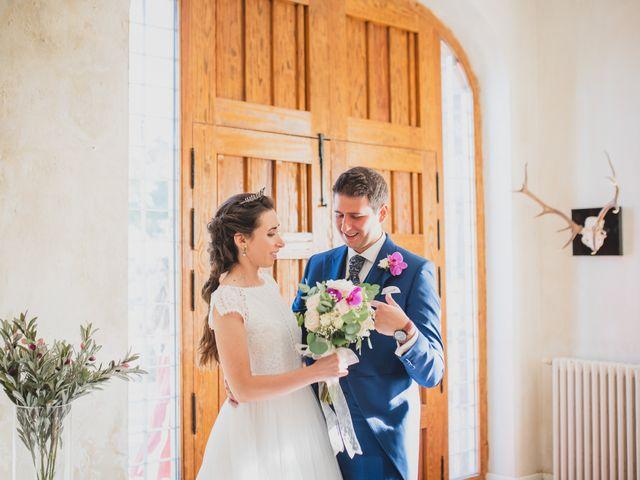 La boda de Ernesto y Joana en Hoyo De Manzanares, Madrid 52