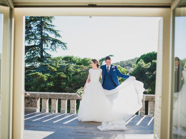 La boda de Ernesto y Joana en Hoyo De Manzanares, Madrid 57