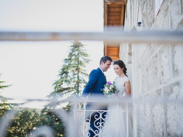 La boda de Ernesto y Joana en Hoyo De Manzanares, Madrid 64