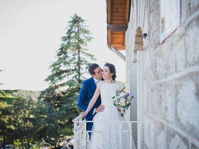 La boda de Ernesto y Joana en Hoyo De Manzanares, Madrid 65