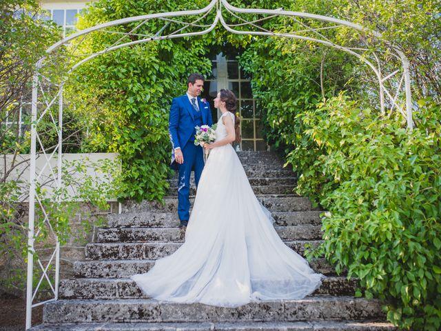 La boda de Ernesto y Joana en Hoyo De Manzanares, Madrid 67
